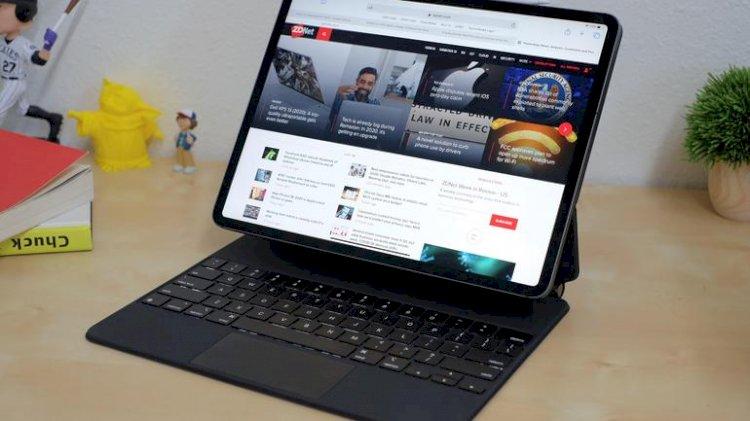 [វីដេអូ] ក្រុមហ៊ុន Apple បានដាក់វីដេអូផ្សព្វផ្សាយពីក្តារចុចវេទមន្តនៅលើ iPad Pro
