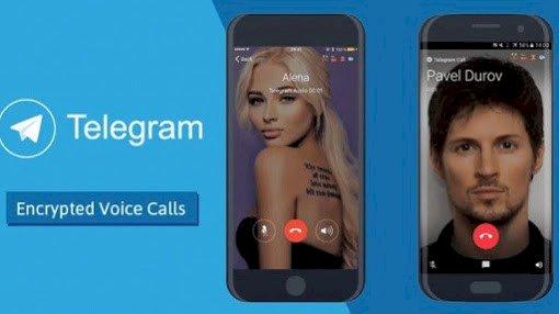 កម្មវិធី Telegram បន្ថែមមុនងារ video call ថ្មីទៀតហើយ