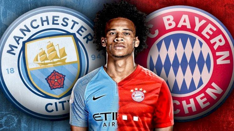 កីឡាករខ្សែបម្រើវ័យក្មេង Leroy Sane បានផ្ទេរទៅកាន់ Bayern Munich ហើយ